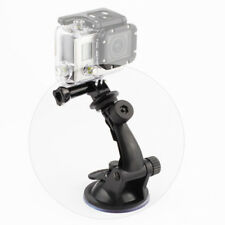 7cm 360° Swive Suction Cup Car Mount Holder For GoPro Hero 5 4 3+ Action Camera