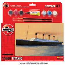 AIRFIX A55314 Large Starter Set - RMS Titanic 1:1000 Ship Model Kit