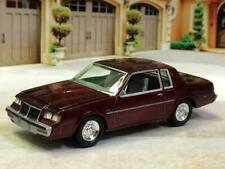 1987 87 Buick Regal T-Type 3.8 SFI Turbo Sport Coupe 1/64 Scale Limited Edit K14