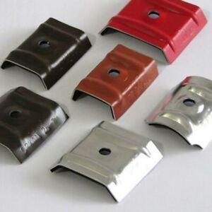 Kalotten für Profilbleche/Lichtplatten versch. Farben, 100 Stk/Pak ab 29.94€/Pak
