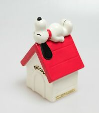 Vintage Snoopy Peanuts Spardose Money Box Figur von 1970 - Sehr guter Zustand