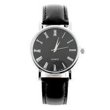 Women's Casio Sub-brand Stanless Steel Leather Band Analog Quartz Wrist Watch