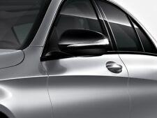 Mercedes-Benz Aussenspiegelgehäuse schwarz Hochglanz SET - C-Klasse W205 und GLC