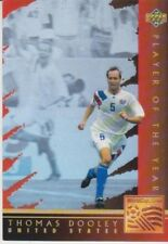 World Cup 1994 USA  Upper Deck Soccer Cards Player of the Year - Thomas Dooley