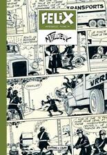 Maurice Tillieux Intégrale Félix Héroic-Albums tome n° 10 éditions de l'élan