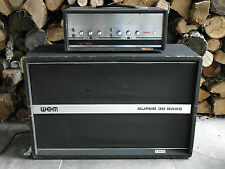 1960' WEM Watkins Super Rare Control ER30 Vintage Hand Wired 30 Watt UK Made */*