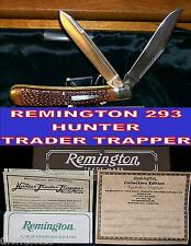 Remington R293 Bullet Trapper Hunter Trader Trapper Mint Condition Box & Papers