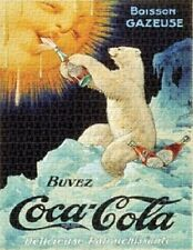Jigsaw puzzle Munchies Coca Cola Bear 1000 piece NEW
