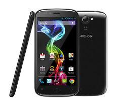 ARCHOS 53 PLATINUM Smartphone, 4 GB, Dual SIM, NERO [Italia]