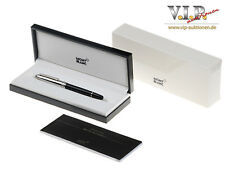 MONTBLANC CHEF-D' ŒUVRE SOLITAIRE DOUE Steel Rollerball Stylo roller pen