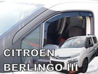 CITROEN BERLINGO III  Wind deflectors 2.pc  HEKO 25403