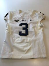 956728271f2a Game Worn Used Pittsburgh Panthers Pitt Football Jersey Nike Size 42   3  Grigsby