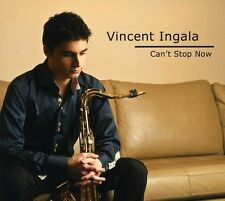 Vincent Ingala - Can't Stop Now [New CD]
