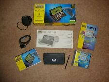 Psion Series 5 PDA, very good condition Boxed, + software, manual, cable, & PSU