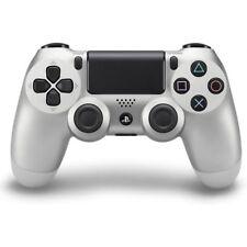 Genuine Sony DualShock 4 Wireless Controller Playstation 4 Silver (CUH-ZCT2U)