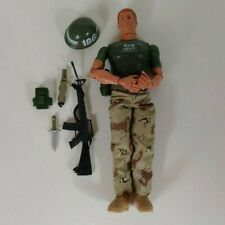 "Vintage Military GI JOE 11"" Inch 1:6 Scale Action Figure War - GF16"