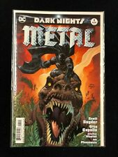 Dark Knights Metal # 1 Kubert Variant