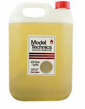 Model Technics Castor lube (castor oil) 4.55L (1 Gallon)