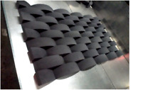 """3 1/2"""" Thick Studio Acoustic Soundproofing Foam Kit overall size 50""""x 84"""""""