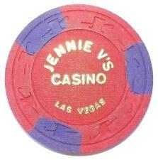 New ListingJennie V's Casino - Las Vegas, Nevada $5.00 casino chip