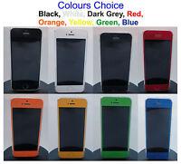 iPhone 5S 4D Carbon Fiber Full Body Skin Vinyl Sticker For i5S