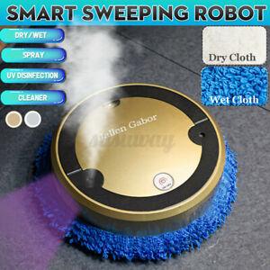 Smart Cleaning Robot Self Charging Vacuum Cleaner Sweep & Mop Floor Machine