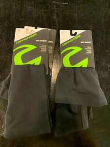 Cannondale Cycling Knee Warmers- Men's- Black- Multiple Sizes