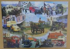 GIBSONS 1000 PIECE JIGSAW - KINGS OF THE ROAD-ALL COMPLETE