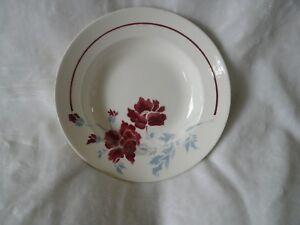 Assiette creuse années 30 Digoin Sarreguemines - motif ELORN 120939