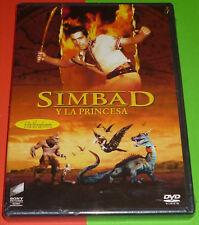 SIMBAD Y LA PRINCESA - The 7th Voyage Of Sinbad - AREA R2 - Precintada