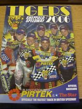 14/05/2006 Speedway Programme: The FIM Individual Speedway Junior World Champion