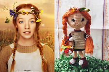 Anne of Green Gables inspired handmade doll/ Anne with an E inspired gift