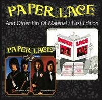 Paper Lace - And Other Bits Of Material/First Edition [CD]