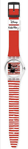 Swatch Disney Keith Haring Mariniere Mickey Watch Limited Edition New with Box
