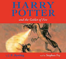 Harry Potter and the Goblet of Fire (Book 4) by J. K. Rowling - MP3 Audiobook