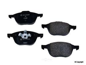Disc Brake Pad Set-Textar Front WD Express 520 10440 375
