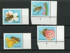 [D224] Germany-DDR 9/1/1990 Honey Bees MNH set.
