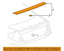 Pontiac GM OEM 2010 G6-Spoiler Assy 20833564