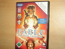 Fable The Lost Chapters PC CD Games