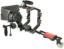 Filmcity photo dslr cage épaule rig kit (cinfc-03)