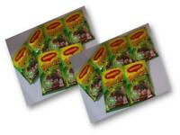 MAGGI SEASON-UP! ALL PURPOSE POWDERED SEASONING - FR JAMAICA 12 SACHETS 10g Ea.