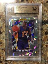 Kobe Bryant - LA Lakers 2012 Natl Convention Cracked Ice BGS 9.5