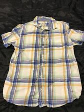 Boys CHEROKEE Dress Shirt Top Large 12/14 Casual Collared