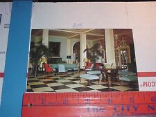 White Sulphur Springs West Virginia Main Lobby The Greenbrier Couch Table chairs