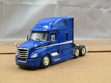 Dcp blue/white Freightliner Cascadia sleeper tractor new no box