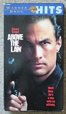 Above the Law (VHS, 1988)