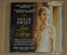 Taylor Swift Love Story 1 Track HK Promo CD Single RARE Style Blank Space 1989