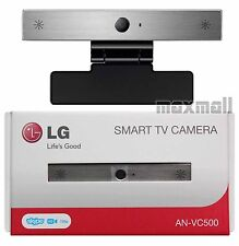 Genuine LG AN-VC500 for 2013, 2014, 2015(UG88 model only) Smart TV Skype Camera