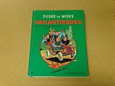 STRIP / SUSKE EN WISKE: VAKANTIEBOEK 1973 | 1ste druk