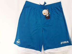 mens swansea city joma football goalkeeper shorts xl